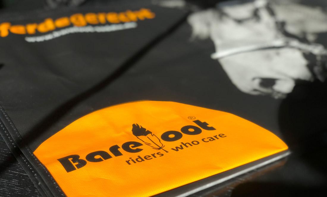 Barefoot Einkaufstaschen