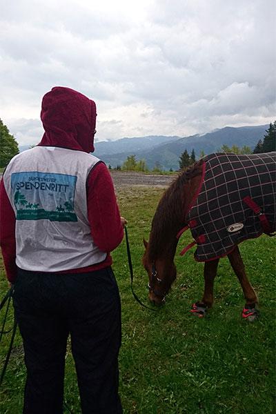 Kinder im Glück - Pferdegestützte Interventionen – Spendenritt 2019
