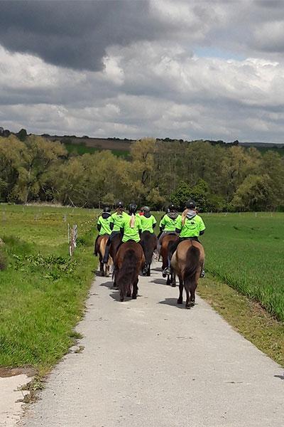 Islandpferde Reiter Wehrheim (IPRW) – Spendenritt 2019