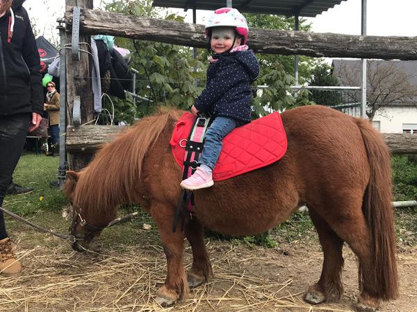 Alftal-Reiter für Leben Erleben – Spendenritt 2019