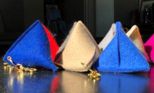 Filzsattel – Leckerlitaschen